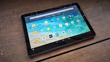 Amazon Fire HD 10 (2021) Review: Brilliantly Budget