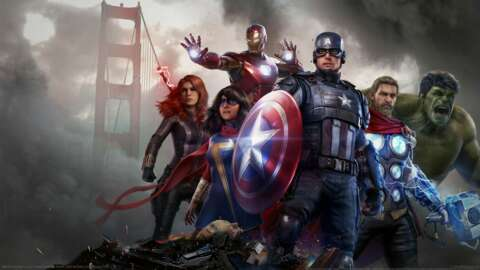 E3 Leak Reveals Possible XCOM-Style Avengers Game And Borderlands Spin-Off