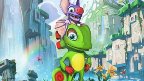 Yooka-Laylee Is Being Made Into A Board Game